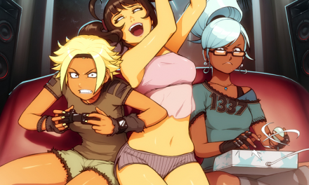 Girls Gaming in a Man's Digital World