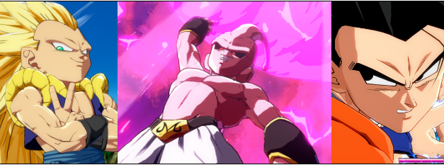 Dragon Ball FighterZ | Gotenks, Kid Buu, and Gohan Officially Announced