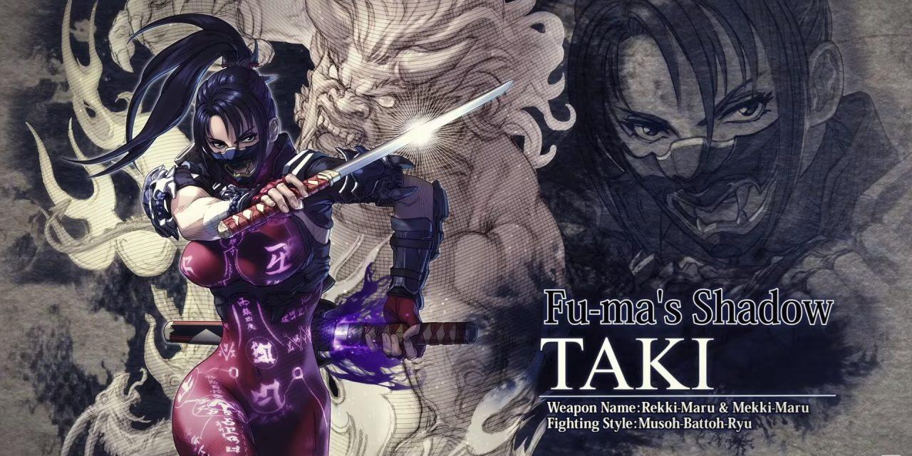 Soul Calibur VI | Taki Revealed!