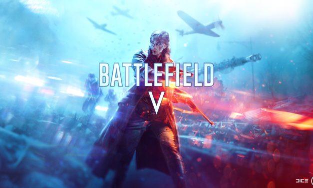 Battlefield V — Reveal Trailer, Screenshots, and Impressions