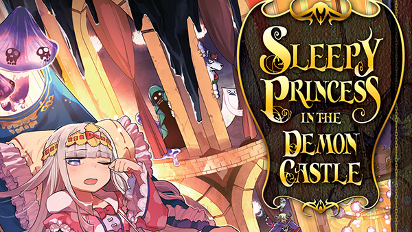 Sleepy Princess in the Demon Castle — New Shoujo Manga Series Announced!