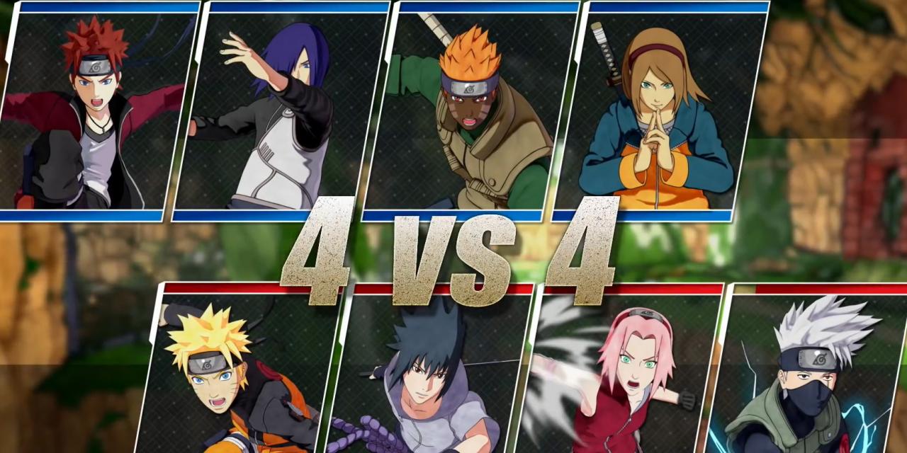 Naruto to Boruto: Shinobi Striker — Release Date Revealed +