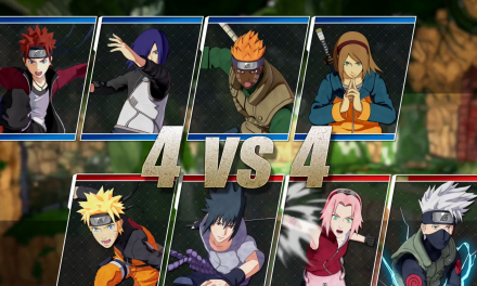Naruto to Boruto: Shinobi Striker — Release Date Revealed + New Trailer!