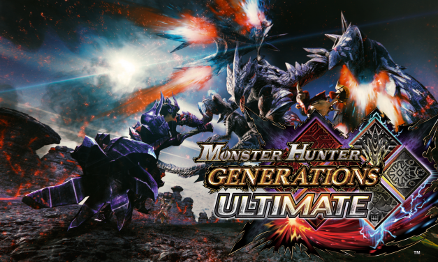 Monster Hunter Generations Ultimate Announced for Nintendo Switch!