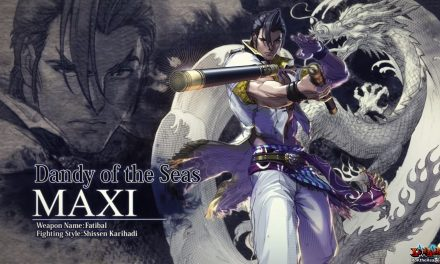 Soul Calibur VI — Maxi Revealed!