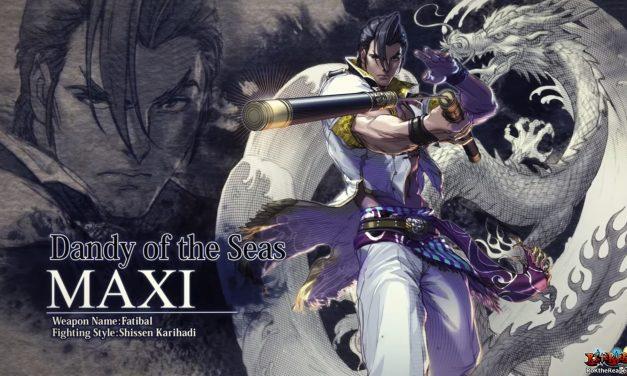 Soul Calibur VI — Maxi Revealed!