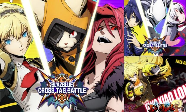 BlazBlue Cross Tag Battle — Yang, Character Packs 2 & 3 Release Date!