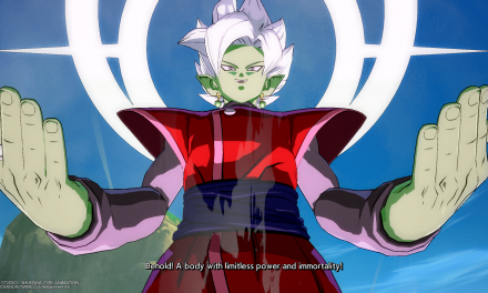 Dragon Ball FighterZ — Zamasu (Fused) Impressions