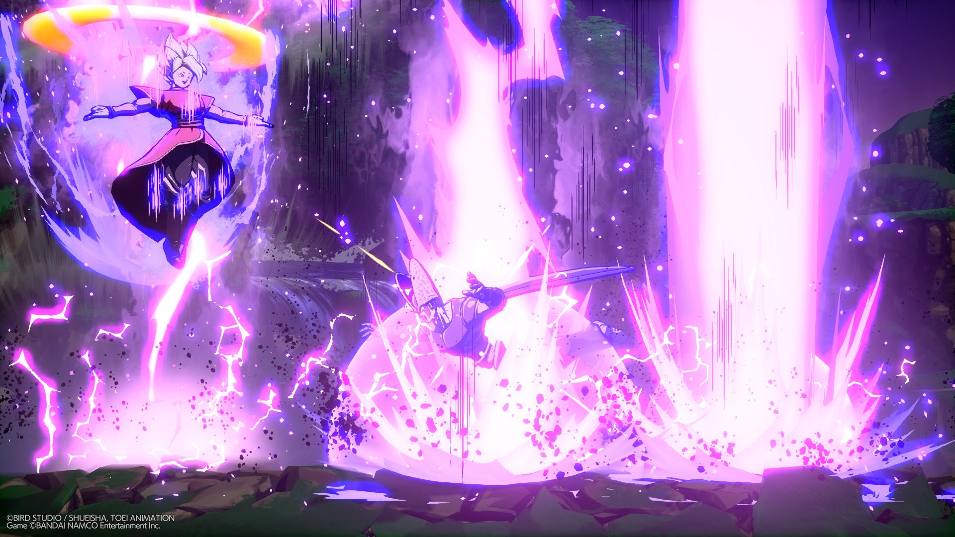 Dragon Ball Fighterz Zamasu Fused Impressions