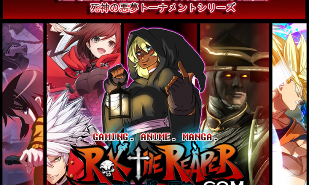 The Reaper Nightmare Tournament Series | 死神の悪夢トーナメントシリーズ