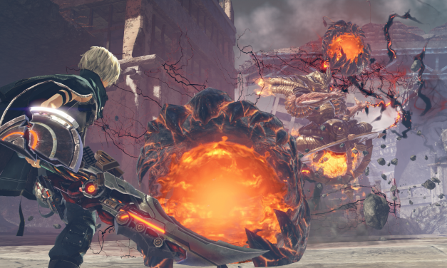 God Eater 3 — New Character and Burst Art, Screenshots, and Information