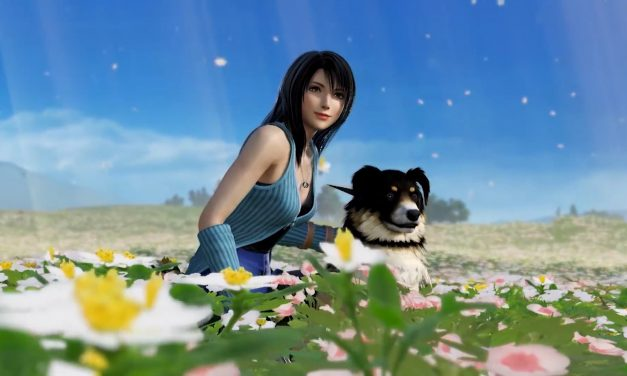 Rinoa Heartilly — Welcome to Dissidia Final Fantasy NT!