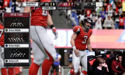 Madden 18 — Mass Shooting During Tournament