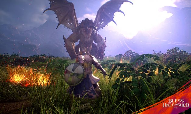 Bless Unleashed — Free to Play MMORPG for Xbox One