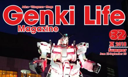 Genki Life Magazine 32 — Summer Edition Published