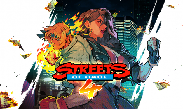 Streets of Rage 4 — The Classic Beat em' up is BACK!!