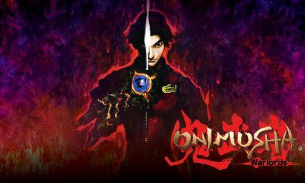 Onimusha: Warlords — Releasing in January 2019