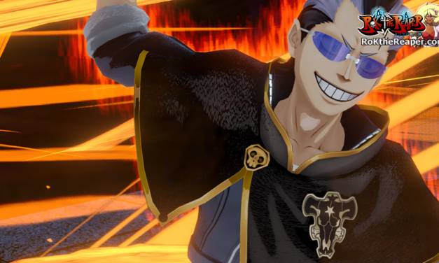 Black Clover: Quartet Knights — Open Beta Test Information