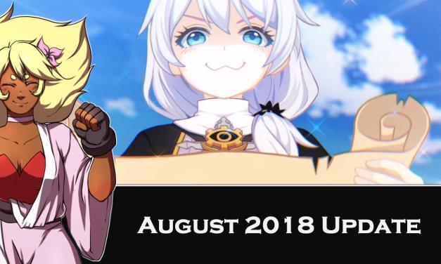 RoKtheReaper.com — August 2018 Update