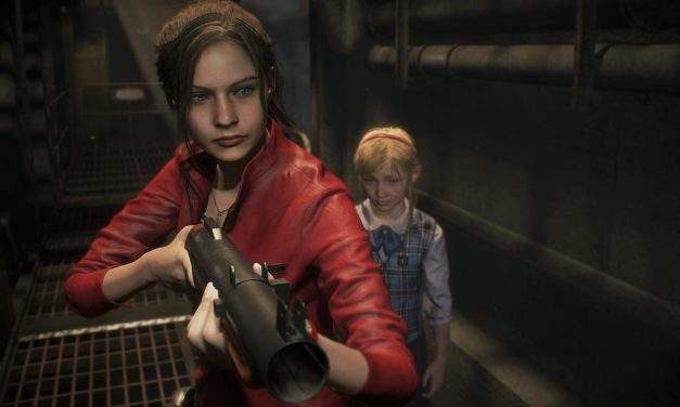 Resident Evil 2 — Claire Redfield New Screens!