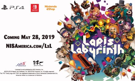 Lapis x Labyrinth — Release Date Information