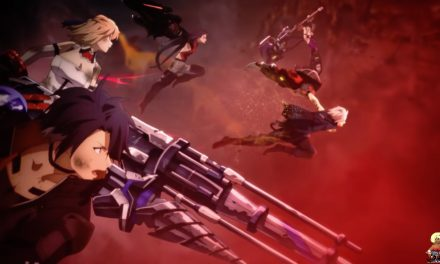 God Eater 3 — Features Trailer Impressions
