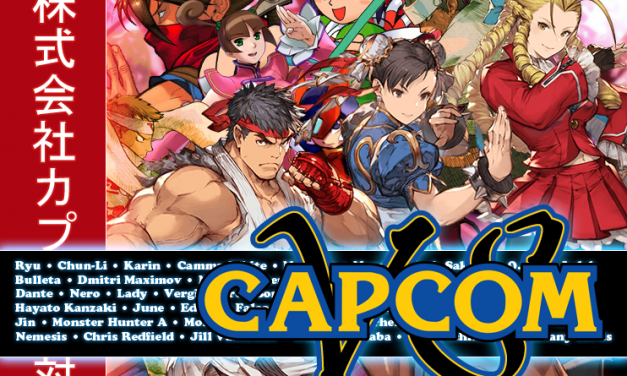 CAPCOM VS | The Fighting Game We Need