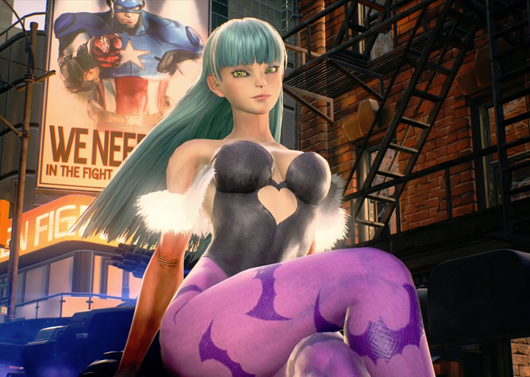 Waifu Crush Wednesday | Morrigan Aensland