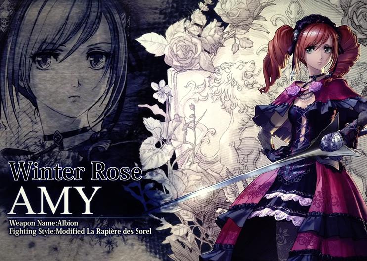 Soul Calibur VI | Amy Revealed