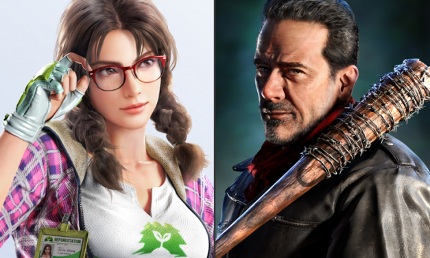 TEKKEN 7 | Julia and Negan Reveal