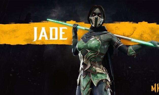 Mortal Kombat 11 | Jade Reveal Impressions