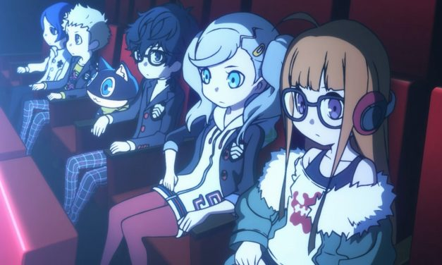 Persona Q2: New Cinema Labyrinth Announced