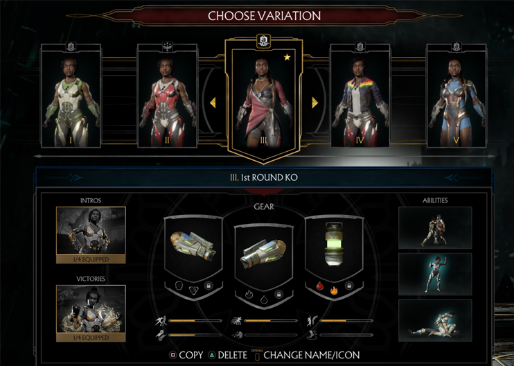 Mortal Kombat 11 | The Problem of No Kustom Variations