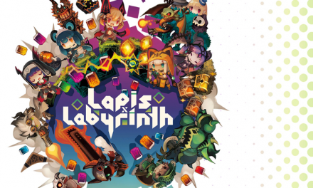 Lapis x Labyrinth | Game Review