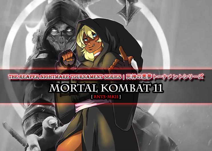 RNTS-MK11 Tournament Information
