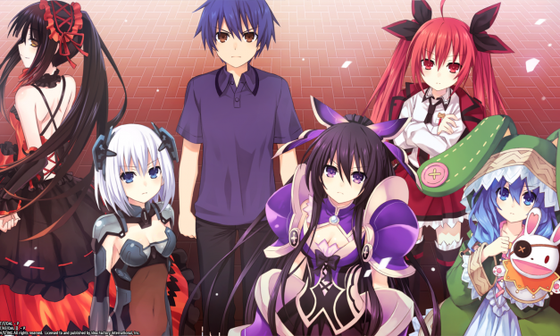 DATE A LIVE: Rio Reincarnation Release in July