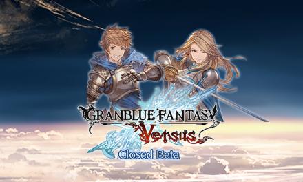 Granblue Fantasy Versus Closed Beta Impressions
