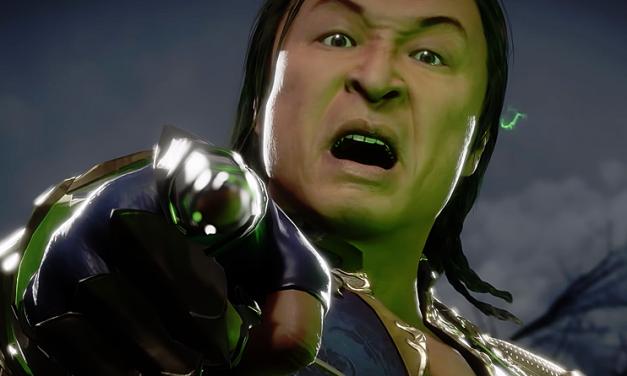 MK11 | Shang Tsung/Kombat Pack 1 Trailer