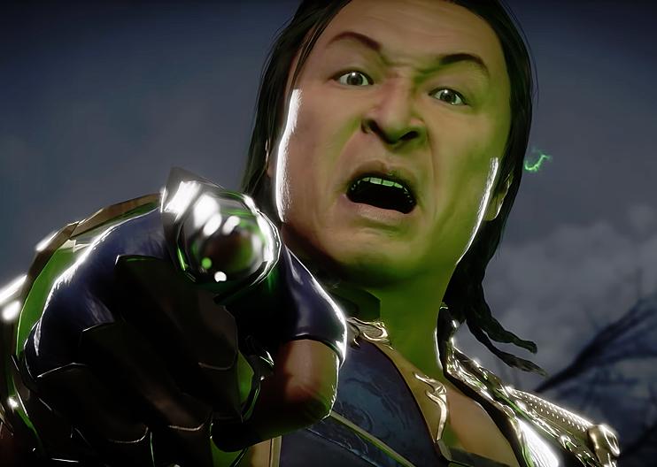 MK11   Shang Tsung/Kombat Pack 1 Trailer