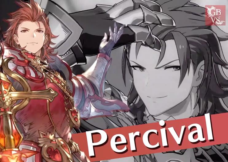 Granblue Fantasy Versus | Percival Trailer Impressions