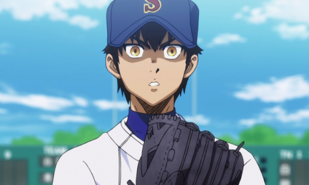 Ace of the Diamond act II   Episode 26 Impressions