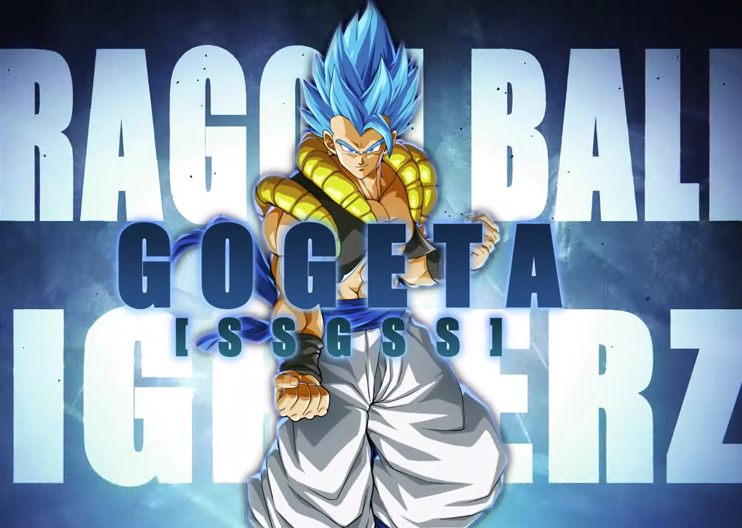 DBFZ | SSGSS Gogeta DLC Character Review