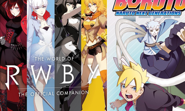 VIZ Media | New Anime & Manga Titles for October