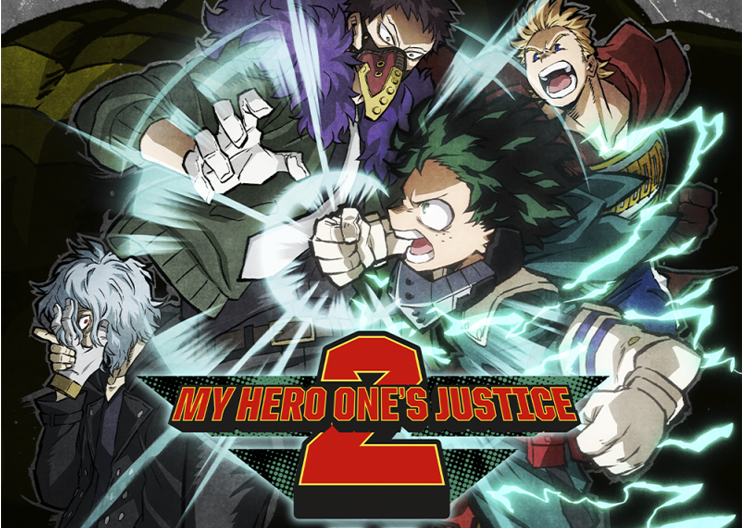 My Hero One's Justice 2 | Announcement Trailer
