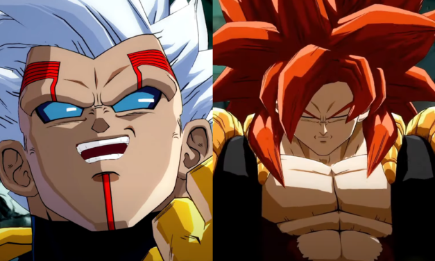 【DBFZ】Super Baby 2 & SSJ4 Gogeta Announced