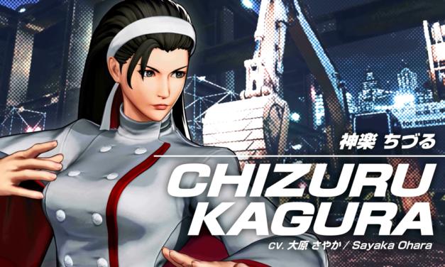 【KOFXV】Chizuru Kagura Character Trailer