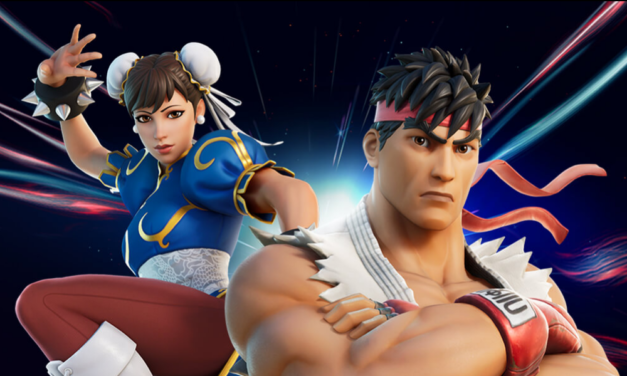 【Fortnite】So I Bought the Ryu & Chun-Li Bundle