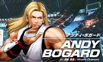【KOFXV】Andy Bogard Character Trailer