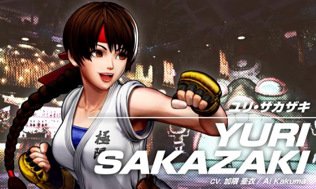 【KOFXV】Yuri Sakazaki Character Trailer