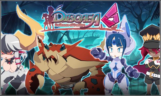 【Disgaea 6】New Characters Trailer